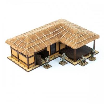Rural Korean Building 02