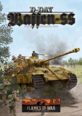 D-Day Waffen-SS (LW)