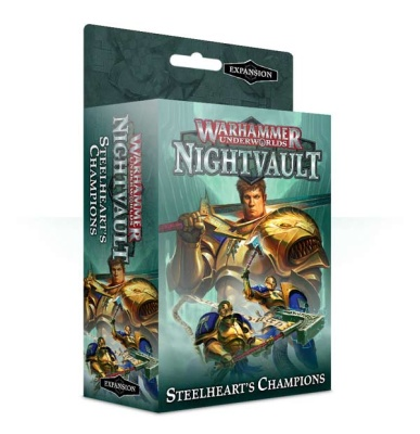 WHU: Stahlherzens Champions