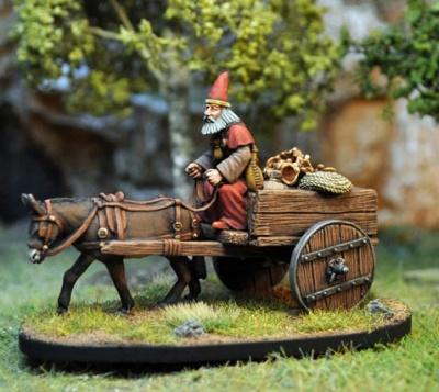 Adventurers' Cart