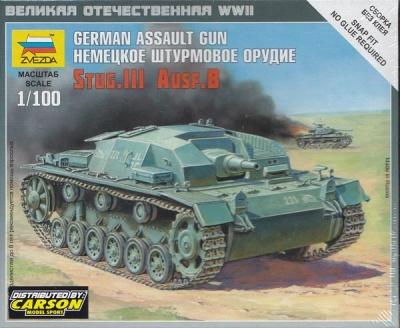 1:100 Wargame AddOn: Stug. III Ausf. B