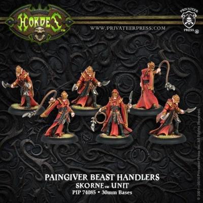 Skorne Paingiver Beast Handlers (6)