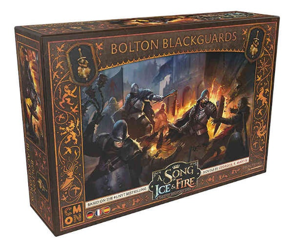 A Song Of Ice And Fire - Bolton Blackguards - DE