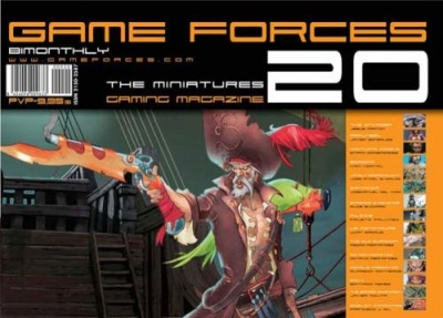 Game Forces Magazine 20 (englisch/spanisch)