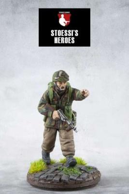 British Airborne Major - John Howard