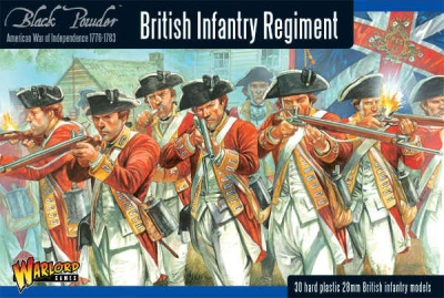 British Infantry Regiment (30)