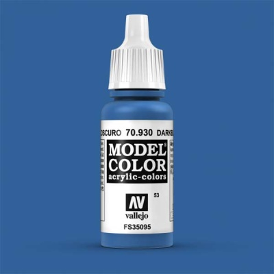 Model Color 053 Brilliant Blau (Darkblue) (930)
