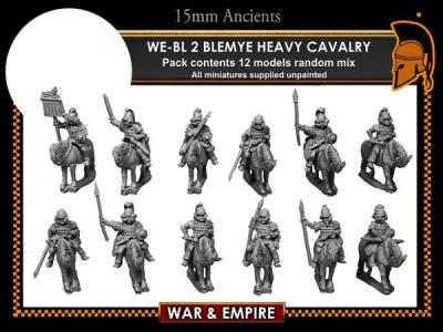 Blemye Heavy Cavalry