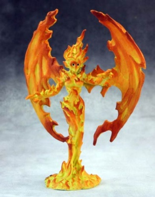 Fire Elemental (Medium)