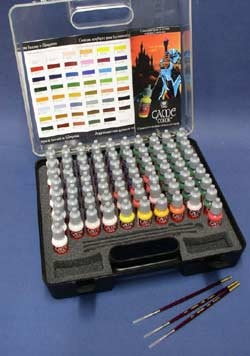 Game Color Kofferset (72 Farben)