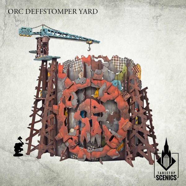 Deffstomper Construction Yard