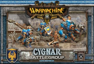 Cygnar MKII Battlegroup Box