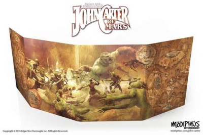 John Carter of Mars: Narrators Toolkit