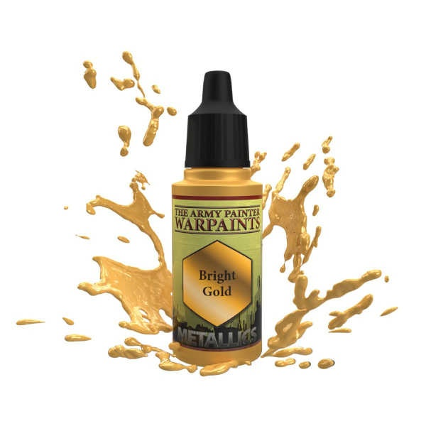 Warpaint: Bright Gold Metallic 113