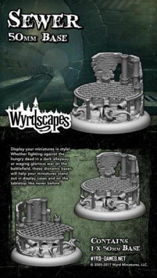 Wyrdscapes - Sewer 50MM (2)
