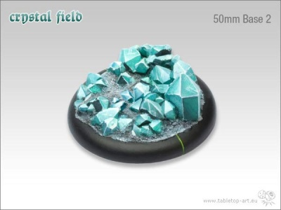 Crystal Field Bases 50mm rund 2 (1)