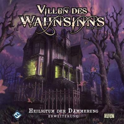 Villen des Wahnsinns 2.Ed. - Heiligtum er Dämmerung