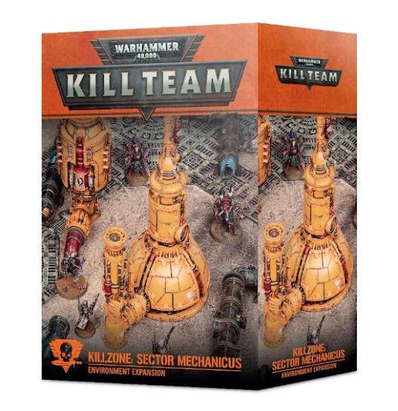 Warhammer 40000: Killzone Sector Mechanicus
