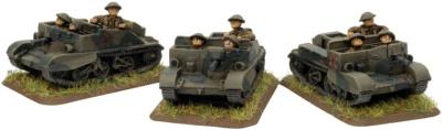Bren Carrier Platoon