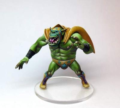 El Luchadork