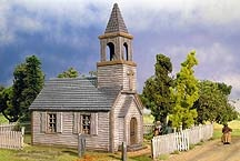 Weather Board American Church (1750 - Modern day)