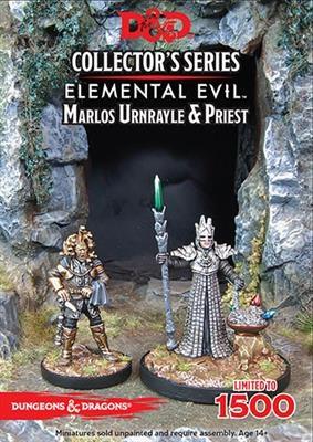 D&D: Elemental Evil: Marlos Urnrayle & Earth Priest