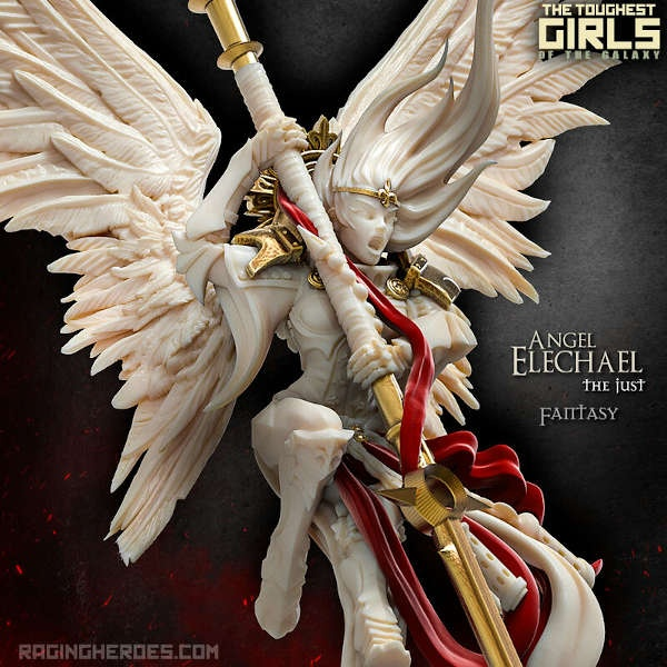 New Angel Elechael, the Just TR (Sisters - F)