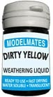 Dirty Yellow Weathering Liquid (Gelb)