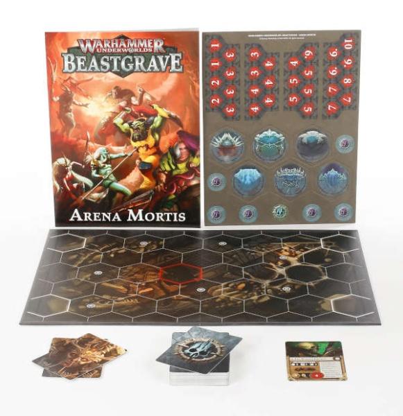 WHU: Arena Mortis