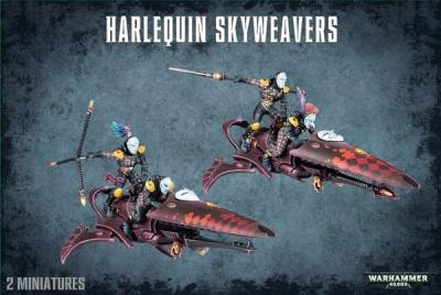 Harlequin Skyweaver