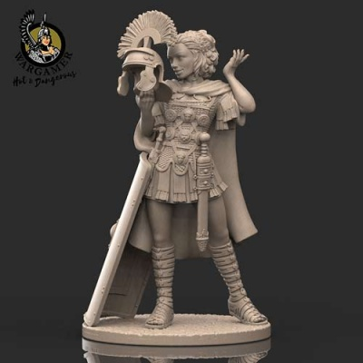 Maxima, the Centurion (28mm)