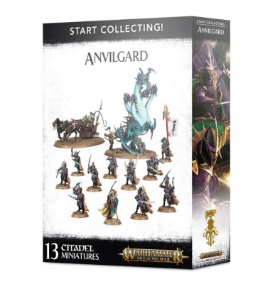 Start Collecting! Anvilguard