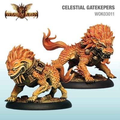 Shael Han - Celestial Gatekeepers