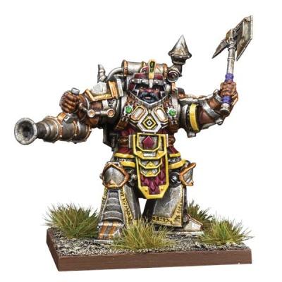 KOW Vanguard: dwarf Steel Juggernaut (1)