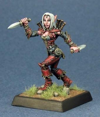 Merisiel. Iconic Elf Thief