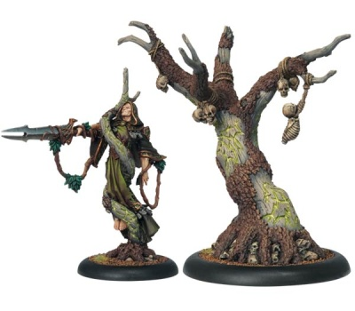Circle of Oboros Warlock Cassius the Oathkeeper & Wurmwood