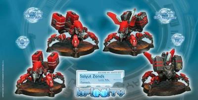 Salyut Zonds (EVO Repeater, CR) (NO)
