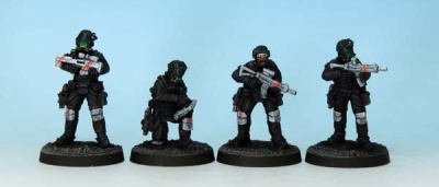 Security Troopers (4)