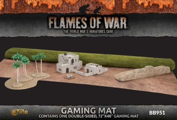Battlefield in a Box Gaming Mat (48' x 72')