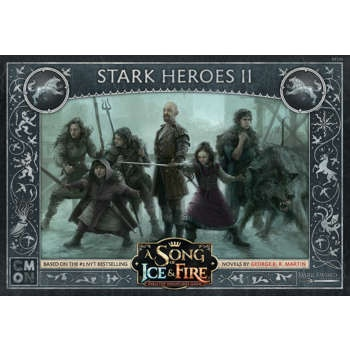 A Song Of Ice And Fire - Stark Heroes #2 - EN
