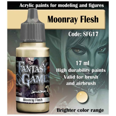 Scalecolor Fantasy 17 Moonray Flesh (17ml)