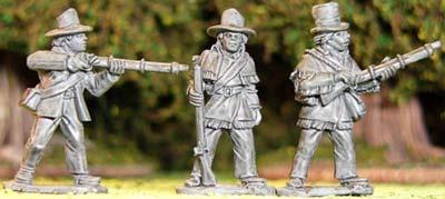 Texian Volunteers III (3)