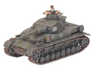 Panzer IV F1, F2