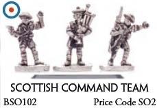 Scottish Command Team