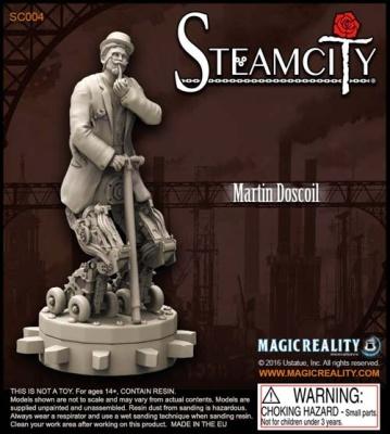 SteamCity - Martin Doscoil