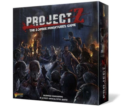 Project Z- The Zombie Miniatures Game (englisch)