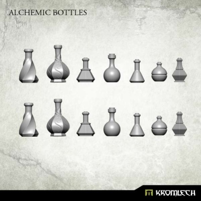 Alchemic Bottles (14)