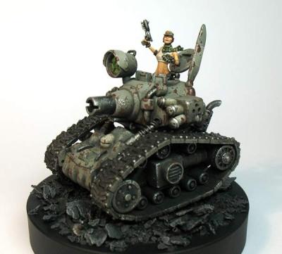 Sgt Tyra (lim 250)
