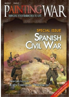 Painting War 5: Spanish Civil War
