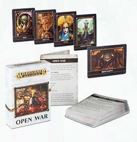 Warhammer Age of Sigmar - Offener Krieg Karten